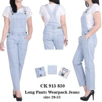 harga Celana Jeans Over All / Wearpack CK 915 830 Tokopedia.com