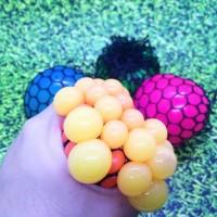 SQUEEZE BALL CHANGEABLE COLOUR / ninja stress ball egg splat squishy