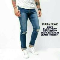 Jual celana jeans ripped/sobek pria premium quality Murah