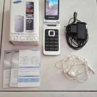 Samsung GT-C3520 FuLL Sett MuLus OriginaL