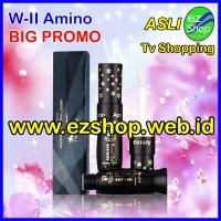 Promo 1 Botol W-II Amino Long Lashes Solution Asli Ez Shop