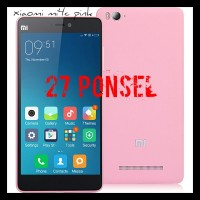 Xiaomi Mi4c Pink Ram 2/16 Gb - Garansi Distri 1 Th