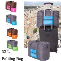 Jual Tas Koper Lipat Luggage Foldable Travel Hand Carry Bag Organizer Murah