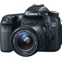 Canon EOS 70D Kit 18-55mm f/3.5-5.6 IS STM WiFi