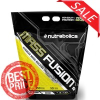 Nutrabolic Mass Fusion 2.0 16 lbs | MassFusion Gainer GARANSI Termurah
