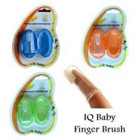 Sikat jari / sikat gigi bayi iq baby