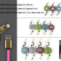 harga Kabel Data Kaizen Anti Kusut 2 Ampere Micro Usb- 1meter Tokopedia.com