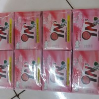 pembalut in3 night use(soptek softek herbal bio sanitary pad)