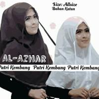 Jilbab al azhar/bergo sekolah