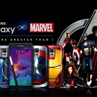 LIMITED EDITION GENUINE Avengers Cases Samsung Galaxy Note 4