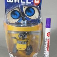 mainan action figure Sale Wall e series WALL E Disney pixar Ori think
