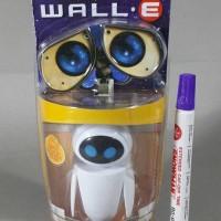 mainan action figure Sale Wall e series EVE Disney pixar Ori think way