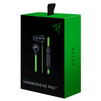 Earphone Razer Hammerhead PRO V2 with Mic Super Bass OEM PREMIUM