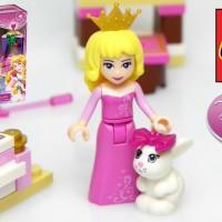 LEGO 41060 DISNEY PRINCESS_SLEEPING BEAUTY'S ROYAL BEDROOM