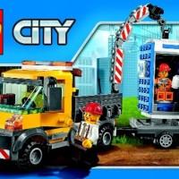 Lego City 60073 Service Truck