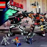 LEGO Movie 70807 MetalBeard's Duel