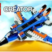 LEGO Creator Thunder Wings 31008