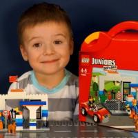 LEGO Juniors 10659 Vehicle Suitcase