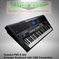 Keyboard Yamaha PSR E443