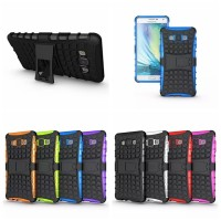 Samsung Galaxy E7 Rugged Armor Hard Soft Case Xphase With Standing