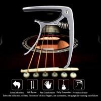 Alat Pengatur String Gitar/Capo Gitar Chord Okulele Acoustic