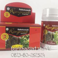 Sarang Semut Papua + Habbatussauda Kapsul