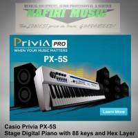 Digital Stage Piano Casio Privia PX-5S / PX 5S / PX5S harga promo!