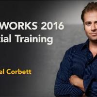 Solidworks 2016 Essential Training | Video Tutorial Kursus DVD Course