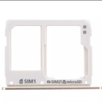 SIM Card Tray Samsung Galaxy A3 A310 A5 A510 A7 A710 2016 - Gold