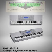 Keyboard Casio WK225 / WK-225 / WK 225 baru 100% promo super murah!