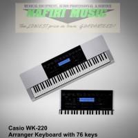 Keyboard Casio WK220 / WK-220 / WK 220 baru 100% promo super murah!