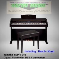 Digital Piano Yamaha Arius YDP V240 / YDP-V240 / YDPV240 harga murah!