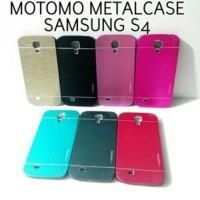 Metal case motomo SAMSUNG S4 i9500 (hardcase cover casing)