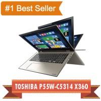 TOSHIBA Satellite Radius P55W-C5314 - RAM 8GB - Core i7 - Touch