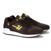 sepatu sport pria casual sneakers kets jogging lari kualitas eksport