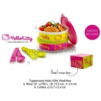Tupperware Hello Kitty Meal Time (Promo)