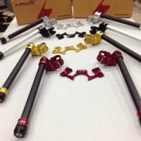 harga Stang Jepit Set Bikers Untuk Ninja 250 Fi , Karbu & Z250 Tokopedia.com
