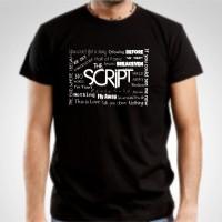 Kaos Musik The Script