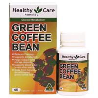 healthycare green coffee bean