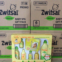 zwitsal baby spa box set
