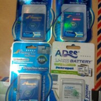 baterai/batre/battery nokia bl5c 3120 double power Murah
