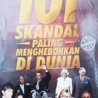 Buku 101 Skandal Paling Menghebohkan di Dunia