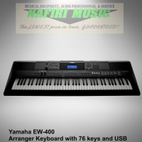 Keyboard Yamaha PSR EW-400 / EW400 / EW 400 tutus 76 keys harga murah!