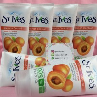 St Ives Blemish Control Apricot Scrub 170gr (Big Size)