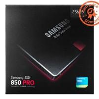 Harddisk Samsung Ssd 850 Pro 256gb Garansi 10th - Murah
