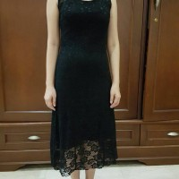 long dress minimal