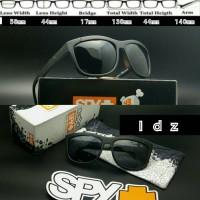 Frame Kacamata Sunglasses Spy Murena Hitam doff