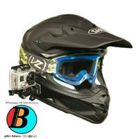 mounting lengkap helm action camera (universal)