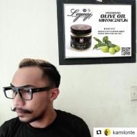 Legacy Pomade Premium Oilbase Indonesia Minyak Rambut Legasi Malaysia