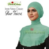 Inner Ninja Classic Blue Tosca Razha / Ninja Hijab / Dalaman Jilbab